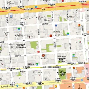 碁盤のように整理された土地! 名古屋、京都、札幌は整理されすぎ