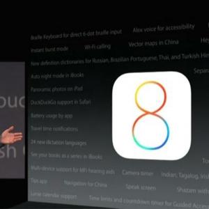 """WWDCで""""iOS 8""""発表! サードパーティ製キーボードのインストールや家電の操作も可能に"""
