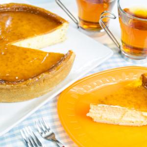 【お取り寄せ】鳥羽国際ホテル名物『チーズケーキ』しっとりクリーミーで上質な味わいは歴史あるホテルの味