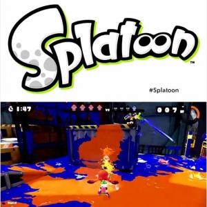 意外な大穴WiiU『Splatoon』 革命が起きる予感