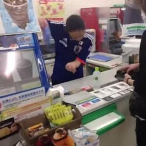 【動画】名古屋市大須のファミリーマートの店員が凄い! キレが良すぎる