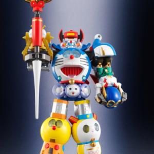 これはワガハイも欲しいナリ! 「超合金 超合体!SF ロボット 藤子・F・不二雄キャラクターズ」PVも超豪華