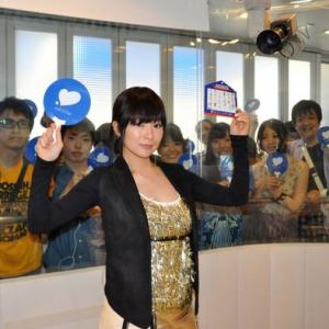 椎名林檎、14年ぶりにTOKYO FM渋谷スペイン坂スタジオに生登場!