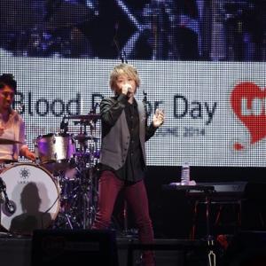 シェネル、華原朋美、May J.、Aqua Timezが日本赤十字社開催イベントに出演