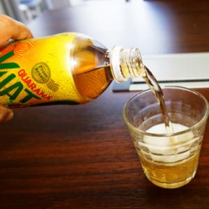うおー! サンバのリズムが押し寄せてくるぞー! 飲んだら踊らずにいられなくなる『KUAT(クアッチ)』試飲