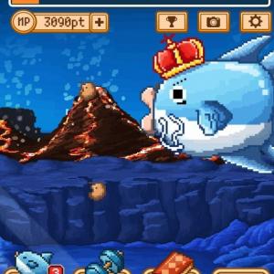 【アプリ】死にまくってマンボウを育てるゲームが熱い! 海はサバイバル