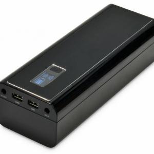 【ソルデジ】52800mAhの超特大容量のモバイルバッテリー登場! PC充電にも対応