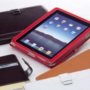 トリニティ、『Simplism』よりスタイリッシュな『iPad』用レザーケースなど発売へ