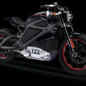 ハーレーダビッドソンが初の電動バイクを発表 あの独特の排気音はどうなる?