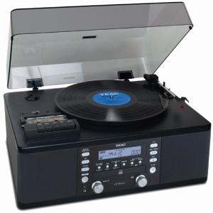 ティアック、懐かしい音源をCD化できるターンテーブル&カセット付きCDレコーダーを発売へ