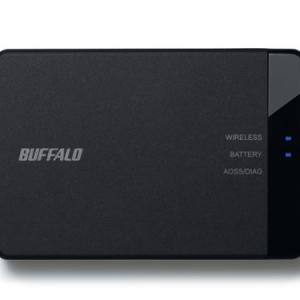 NTTドコモ向けポータブル無線ルータ『ポータブルWi-Fi』はバッファローから6月24日に発売へ