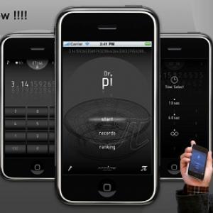 記憶力で世界にチャレンジ! 円周率記憶挑戦アプリ『Dr.pi(ドクター・パイ)』