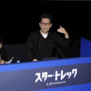 映画『スタートレック』監督来日・待望の映画公開!