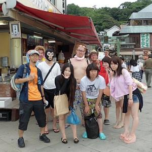 視聴者数6万人ネット旅番組「旅部5」江ノ島24時間生放送、今回の見どころ