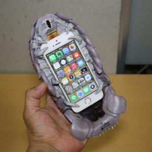 【カイゾクレビュー】ダイオウグソクムシ型のiPhone5ケースの質感が高すぎてテンション上がる(笑)