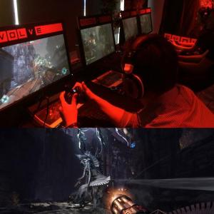 【ソルのゲー評】『Left 4 Dead』の開発スタジオが手がけるマルチプレイ・サバイバルアクションシューター『Evolve』をいち早く遊んで来た 面白すぎてヤバイ!