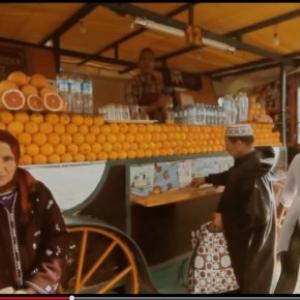 48分の1スケール!? 極小のミニチュアがモロッコの街並みを歩く不思議な動画