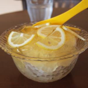 鎌倉カフェ:はちみつレモンかき氷は参拝帰りにぴったり!ーーMANORA(清涼感★5 雰囲気★4)