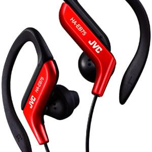 耳に合わせてフックの位置を調節できるオープン型インナーイヤーヘッドホン『HA-EB75』