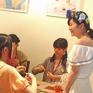 「フェスならば大きめのお花でも大丈夫」 酒井景都さんが『Pinterest』ワークショップで教えた手作り花冠のコツ [オタ女]