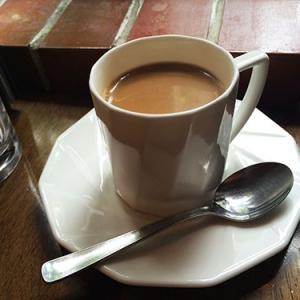 チャイにこだわる喫茶店『日東コーナー』の自家製チャイが美味しいのです!