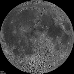 地球の潮汐力で起きる不思議な現象!月内部に熱が発生?