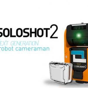"""「自撮王への道」・・・・究極の自分撮りマシン """"パーソナルロボットカメラマンデバイス"""" 『soloshot2』とは? 取材編(19)"""