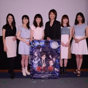 TVアニメ『寄生獣』平野綾「ミギーが自分にできるのかまだ不安」・島崎信長「原作ファンも中身は変わってないので安心して」