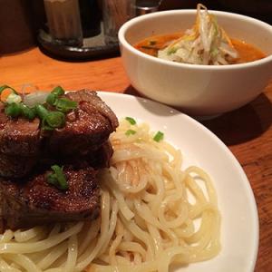 渋谷の人気ラーメン店『中華そば すずらん』が移転! つけそば角煮麺が人気