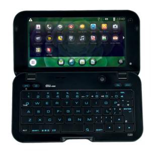 auのAndroidスマートフォン『IS01』は6月30日に発売