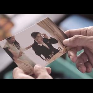 """亡くなった義父の結婚式号泣写真に夫は…… """"ナシ婚""""夫の後悔と決意を描く『ぐるなびウエディング』動画"""