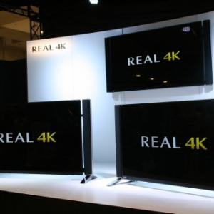 三菱電機が初の4Kテレビを発表 映像・サウンドに強いこだわり