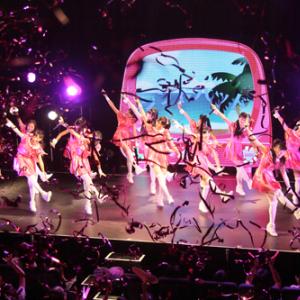 ピンク・ベイビーズが満員のマウントレーニアホールで魅せた歌とダンスの実力! ピンク・レディーのナンバー16曲に挑んだ90分間