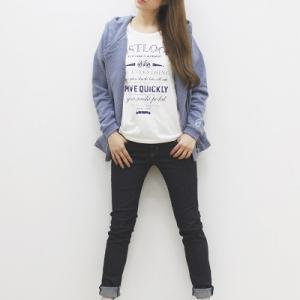 Tシャツ・パーカー・ショルダートートがラインナップ! 『earth music & ecology Japan Label』から『弱虫ペダル』コラボアイテム発売 [オタ女]