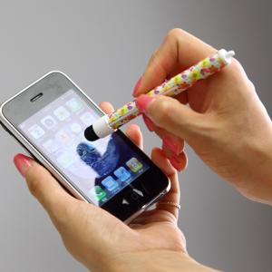 指感覚! スマートフォン対応タッチペン『モバペン』シリーズ発売へ