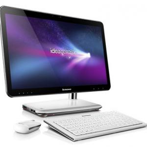 デザインにこだわりあり! スリムなデスクトップPC『IdeaCentre A310』レノボから発売