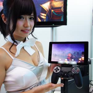【TGS2014】国内未発表の『Xperia Z3』シリーズを先行展示 PS4の『リモートプレイ』も体験可能