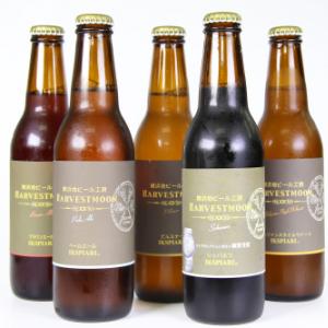 【ご当地ビール】東京ディズニーリゾートに醸造所!? イクスピアリ生まれのクラフトビール『ハーヴェスト・ムーン』定番5種類を飲みくらべ