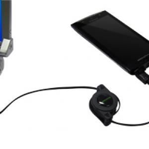 ドコモのスマートフォン『Xperia』対応のmicroUSB充電ケーブルをグリーンハウスが発売