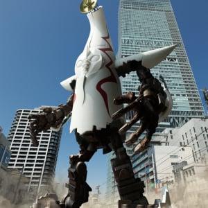 バンダイ脅威のメカニズム『太陽の塔』が3段階超変形! その名も『超合金 太陽の塔のロボ』【にのみやレビュー】