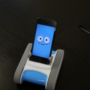 iPhoneがロボットになる! 知育ロボット『Romo(ロモ)』を試してみたよ