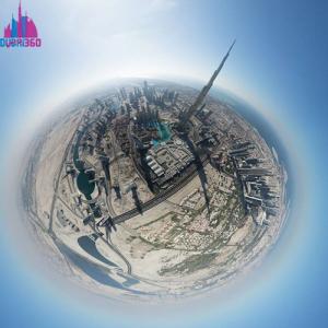 ドバイの観光名所に行ったつもりになれる『Dubai360』がオープン