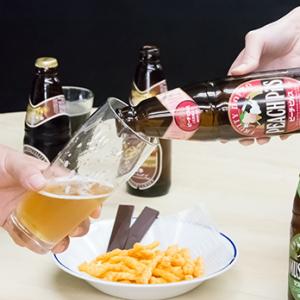 【ご当地ビール】女子会にオススメ! 香り豊かな宮下酒造のフルーツビールを飲み比べ