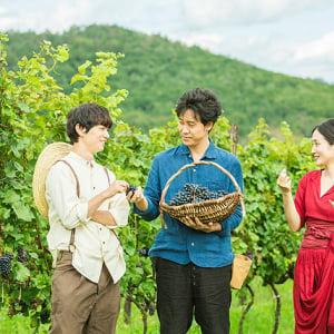大泉洋主演『ぶどうのなみだ』鈴井亜由美さんインタビュー「ワインや野菜もキャストの一部」