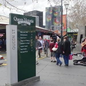 オーストラリア・メルボルンの食材はビッグなオージーサイズ! オーガニック&南半球最大の屋外マーケットを散策