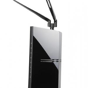 ギガビット対応の有線LANポートを装備した無線LAN『LAN-WH300N/DGR』発売へ