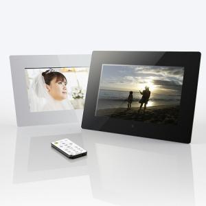 高精細液晶で写真を美しく表示するデジタルフォトフレーム『LPF10M01シリーズ』発売