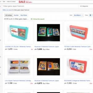 海外バイヤーのレトロゲーム大量購入で市場在庫が枯渇 「このままでは浮世絵のようになってしまう」との声も