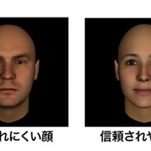 結局のところ「人は顔で判断されている」ことが科学的実験であきらかに!