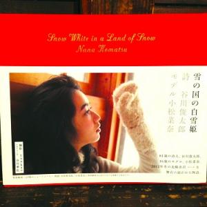ブックカフェ6次元が選ぶ一冊:雪の結晶のように透き通った写真詩集『雪の国の白雪姫』